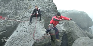 150 Jahre Sächsisches Bergsteigen