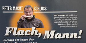 Flach Mann